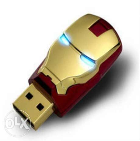 marvel flash drive السيب -  4