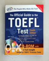 The Official Guide to the TOEFL Test, 4th Edition with CD, BRAND NEW