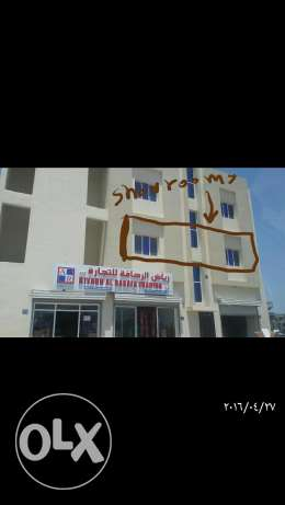 Commercial for Rent Open floor معرض مفتوح