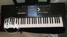 Yamaha key board.E333