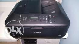 Canon MX474 all in one inject printer