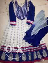 Frock type indian dress
