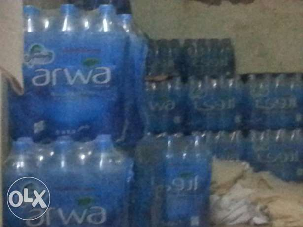 Oasis water 1.5 ok you need call me home delivery free مسقط -  2