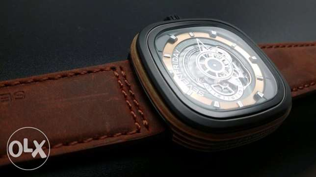 Sevenfriday watches السيب -  5