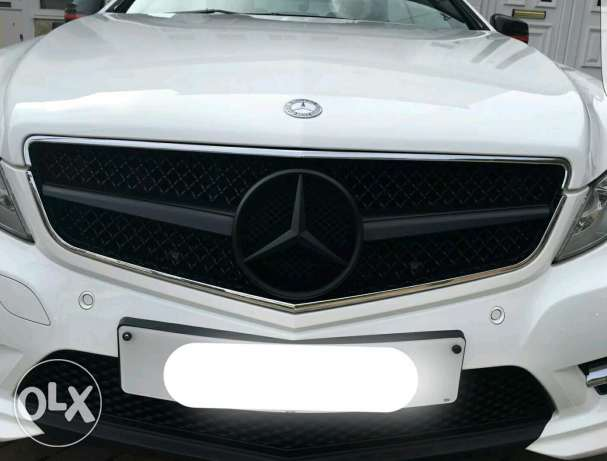 Mercedes E-coupe grill صحار -  2