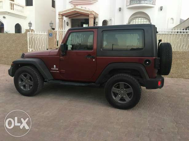 Jeep wrangler sport for sale only مسقط -  4