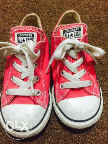 Original Converse Sneakers for girls