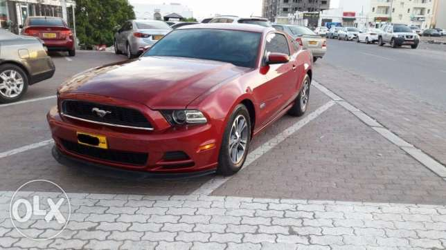 2014 Ford Mustang V6 ,50000 KM only, ROUSH EXHAUST. مسقط -  2