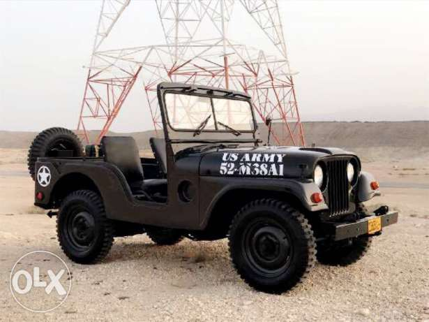 1953 jeep willys military M38
