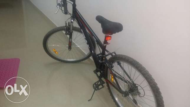 Semi new bike for sale