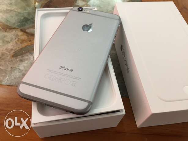 Iphone6 64 gb Gray 4G Excllent condition مسقط -  2