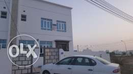 r1 Brand new villa for rent in al ozaiba behind automatic
