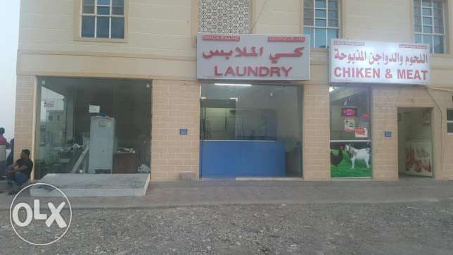 Laundry and ironing clothes for sale