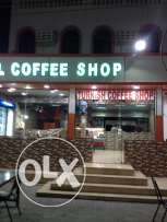 for sale coffee shop