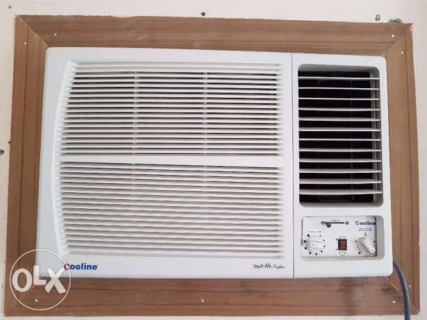 2 TON Cooline Windows AC as good as new