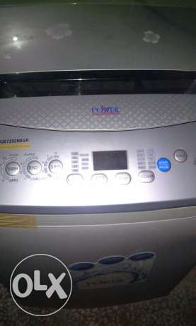 power washing machine for sale in very good condition الرستاق -  1