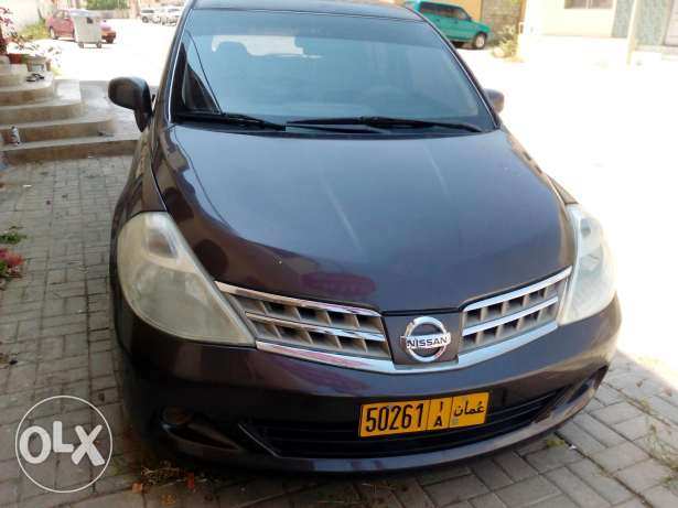 Tiida 2009 for sale