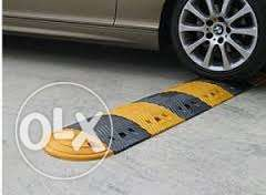 Rubber Road humps at best rates مسقط -  6