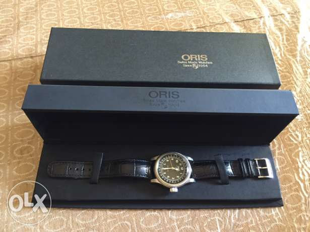 ORIS automatic swiss watch مسقط -  1