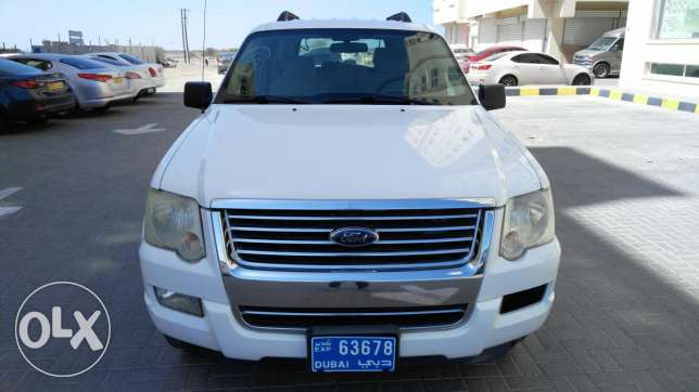 Ford Explorer 2008 model V6 cash for sell