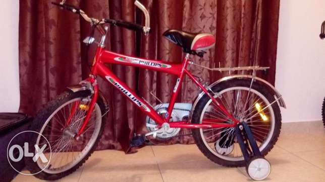 Branded kids cycle for sale with very good condition