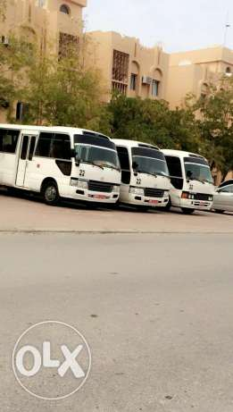 Buses for rent on monthly bases