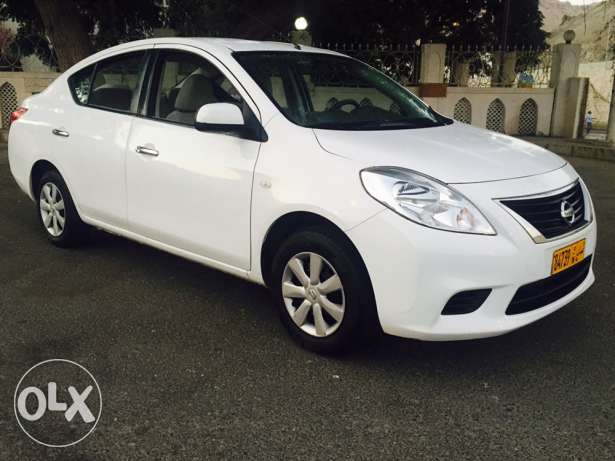 Full finance without zero down payment Nissan sunny 1.5 cc 2012 Auto مسقط -  3