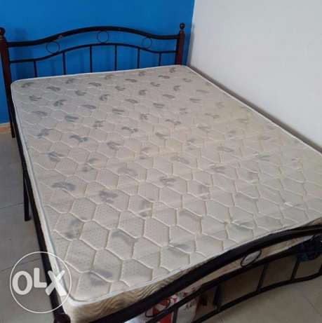 Bed and cot السيب -  1