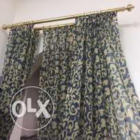 Stylish contemporary curtains
