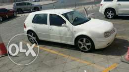 VW Golf in very good condition