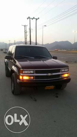 for sale chevy blazer 1994 japan export الرستاق -  1