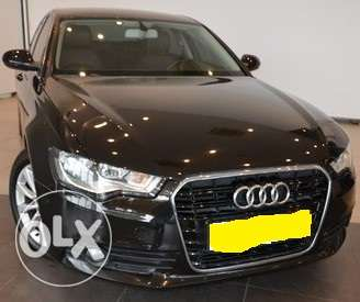 Expat owned Audi A6