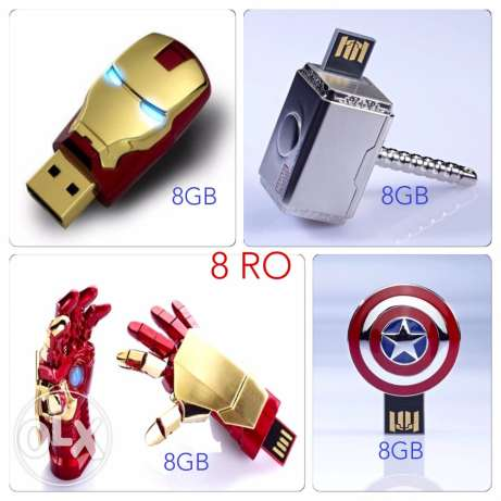 marvel flash drive السيب -  1