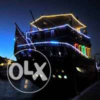 Celebrate Your Parties In Traditional Omani Dhow