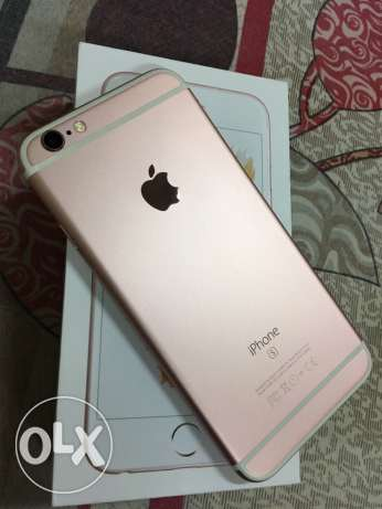 Apple iphone 6s 16gb Rose Gold brand new condition