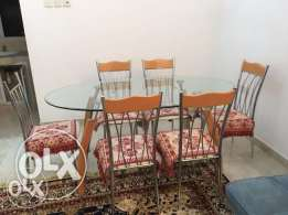 Big Sale Dinner Table Good condition