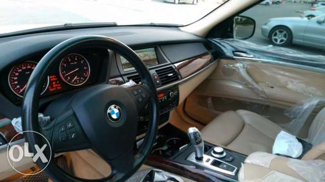 BMW X5 model 2007 for argent sale عبري -  5