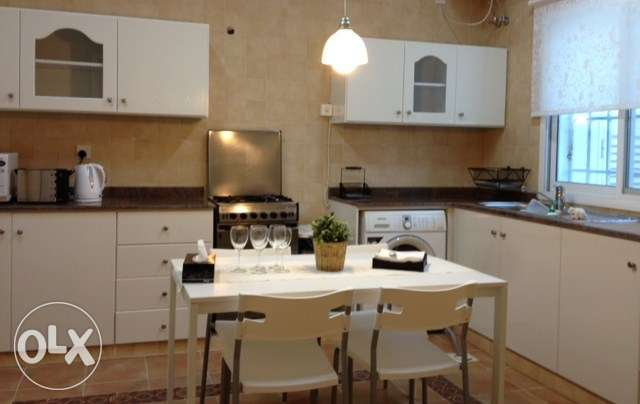 Fully furnished studio apartment in villa close to Azaiba beach.Ref 25
