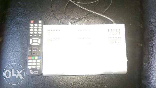 Dish TV receiver