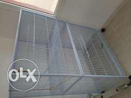 2 flor cage for pets or birds