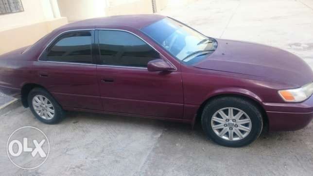 Clean Camry 1998 for sale in khasab