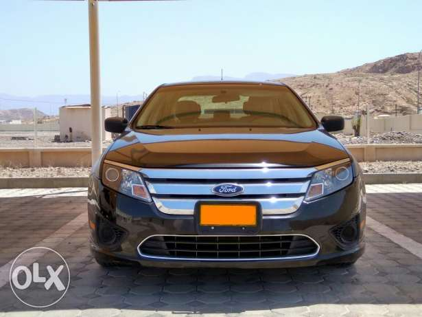 Ford Fusion 2012 Model for urgent sale. OMR 2850 Negotiable
