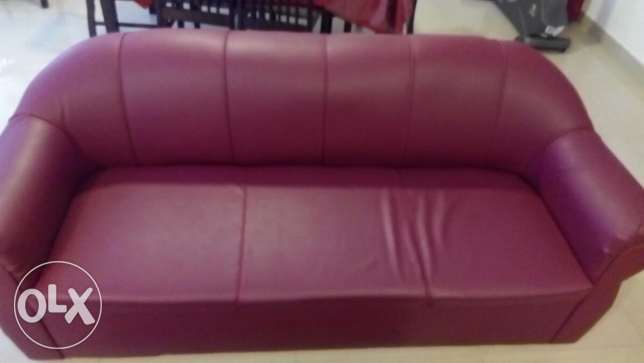 Sofa set 3+2+1+1 , Seven seater مسقط -  6