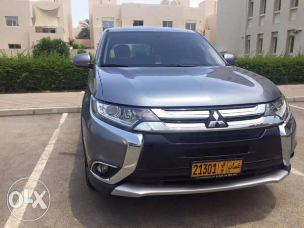 Expat Doctor Owned Single USe 2016 Mitsubishi Outlander