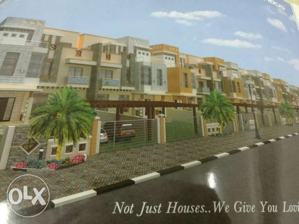 Zia al khod villas for sale السيب -  1