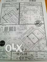 Land for sale in al amirat hights 8 5 minutes to baushar