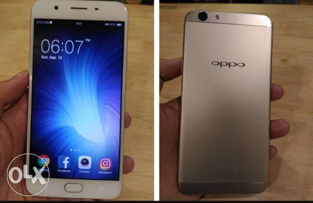 OPPO F1s selfie expert android phone As good as new only 02 month used