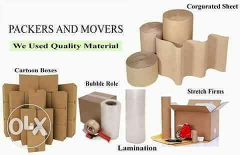 House shifting services any time مسقط -  1