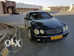 Mercedes 500 cl AMG for sale