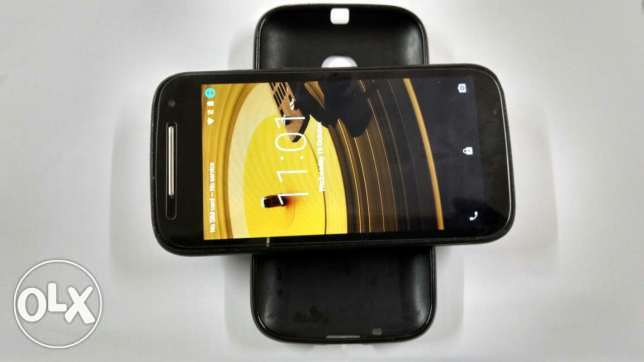 used mobile Sale - Moto E2 1year 7 month صلالة -  1